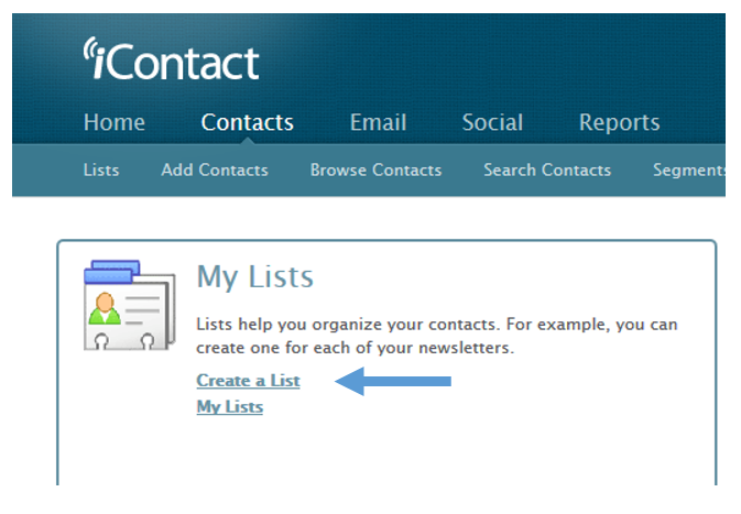 CREATE_A_LIST_UNDER_CONTACTS