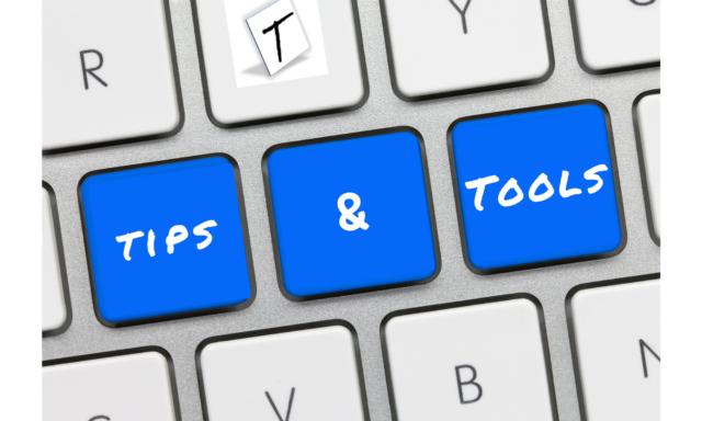 Terri-fic Tips & Tools